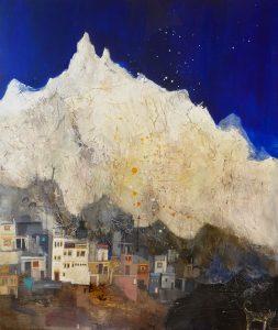 Himalayan dusk