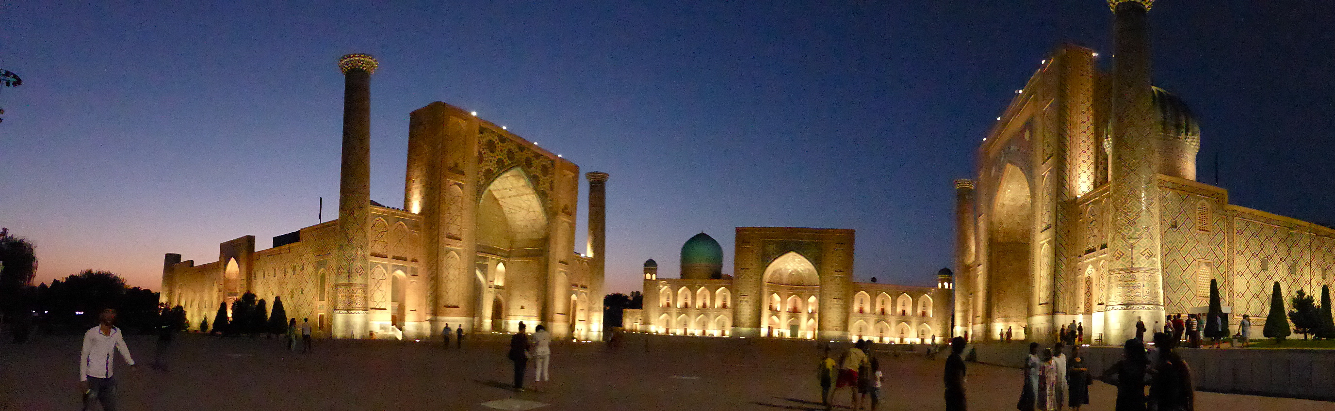 Central Asia trip extract July-August 2016
