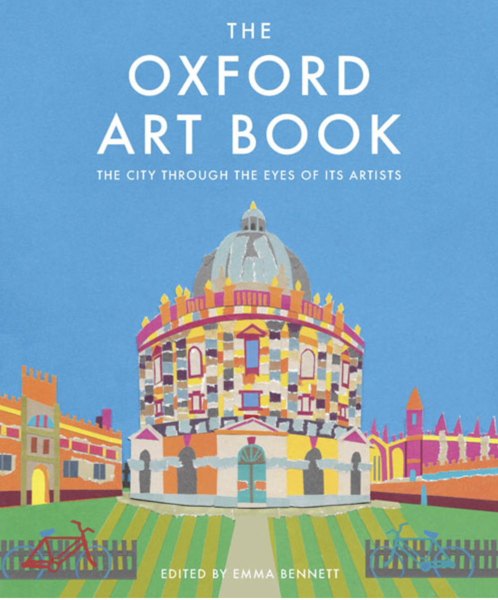 Work featured in 'The Oxford Art Book' coming soon