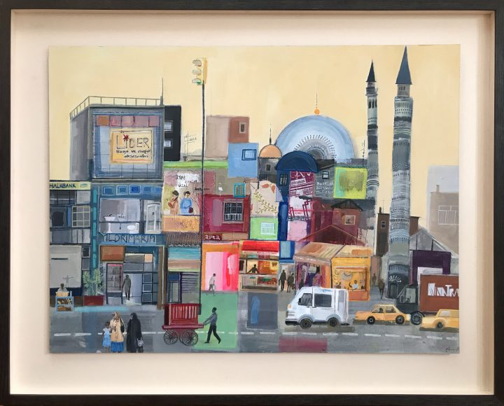 'Uk Youth' Charity art exhibition virtual exhibition raises £50000